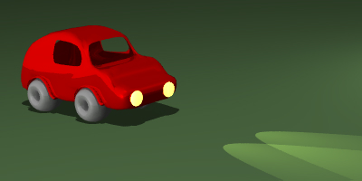 animating vehicles